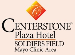 Centerstone Plaza Soldiers Field logo